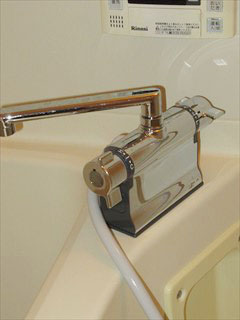 浴室サーモシャワー水栓