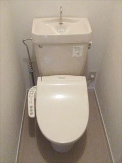 トイレ/シャワー便座付便器